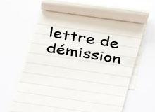 lettre-demission
